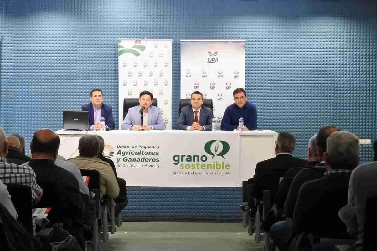 Agricultores trasladan al Gobierno regional la necesidad de proteger la lenteja, legumbre esencial de la Dieta Mediterránea 1