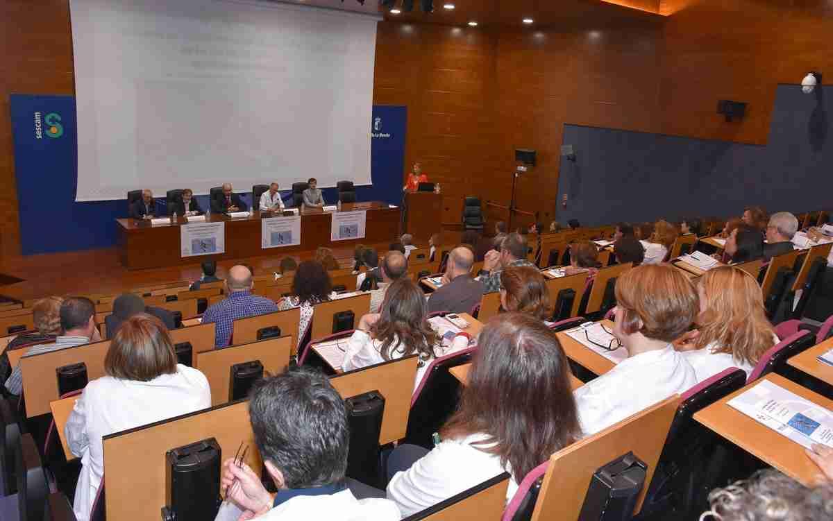 El Área Integrada de Talavera dedicó en 2018 más de 1.700 horas a actividades formativas dirigidas a sus profesionales 1