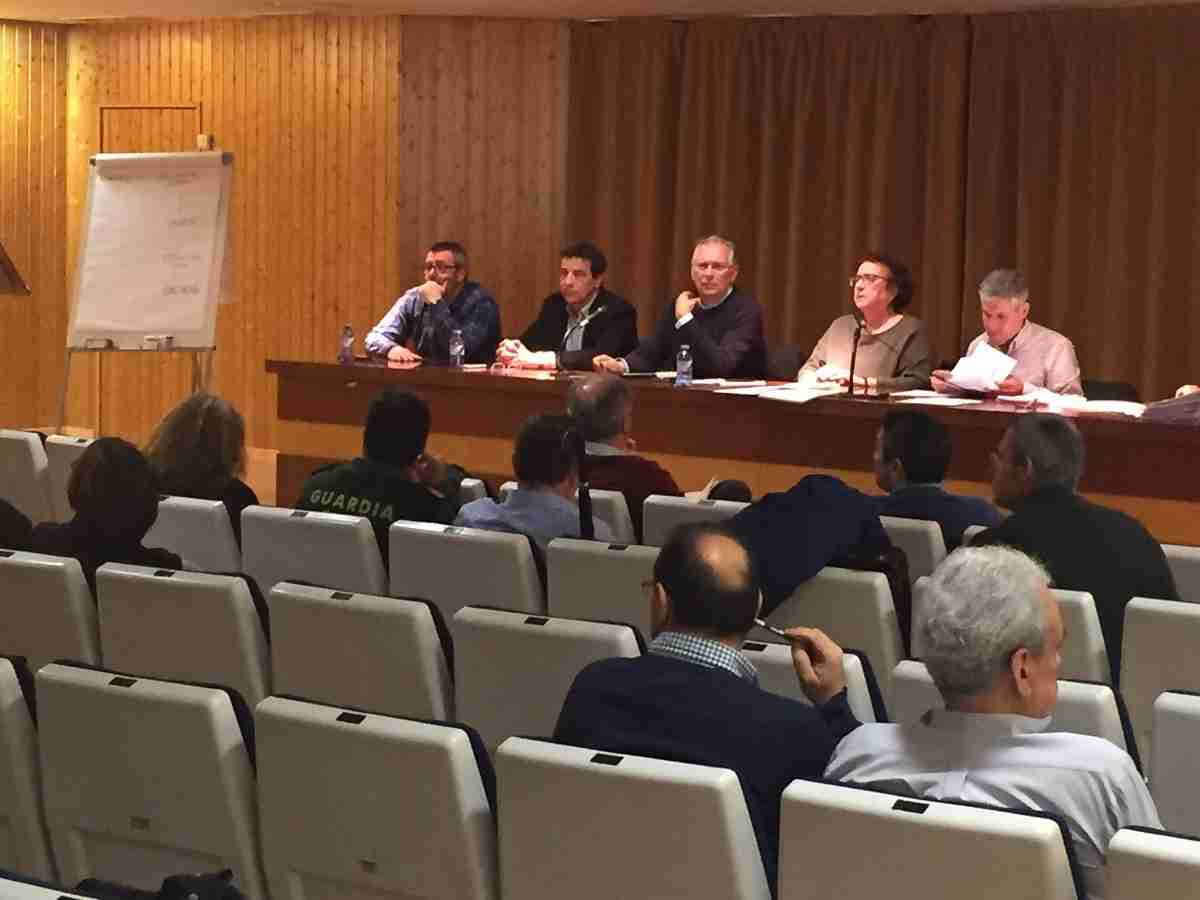 El borrador del Plan Rector de Uso y Gestión del Parque Natural Valle de Alcudia y Sierra Madrona recibe el informe favorable de la Junta Rectora 1