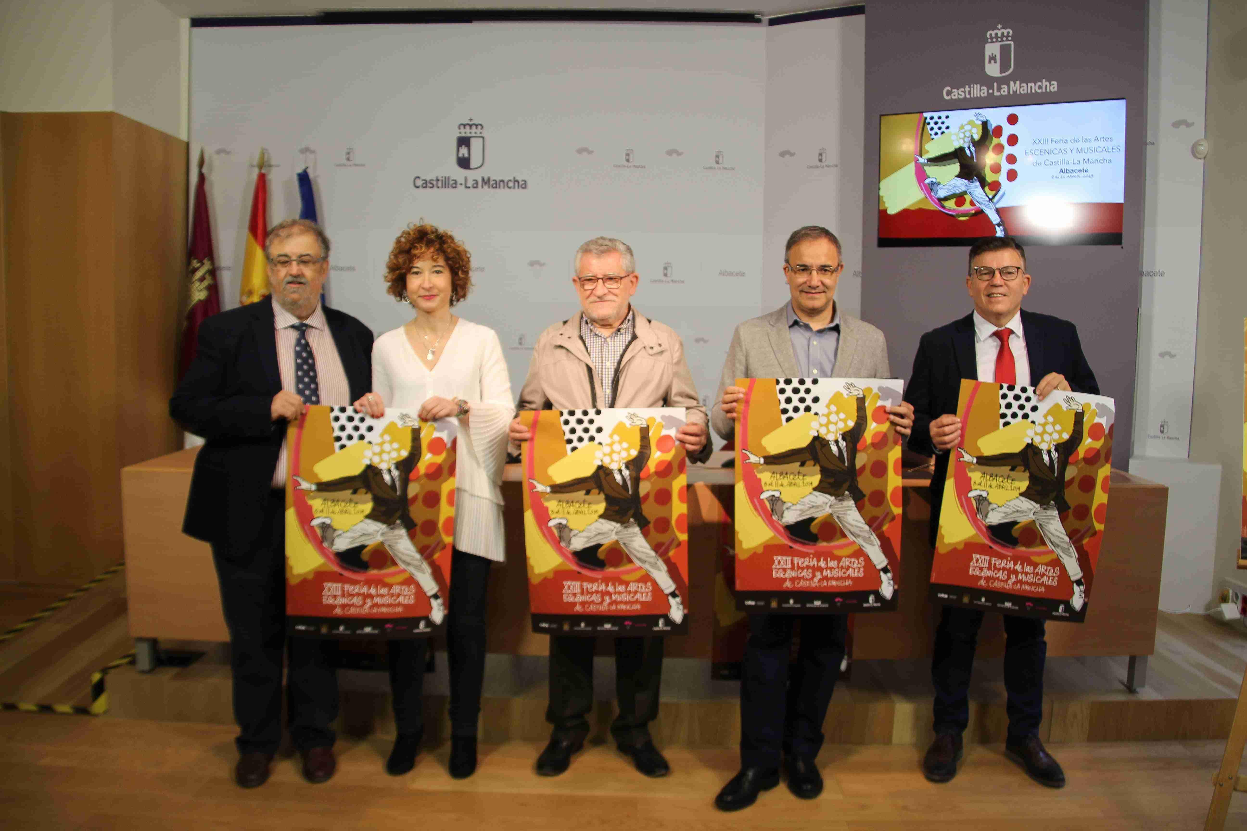 Un total de 26 compañías, 15 de la región, participarán en una nueva edición de la Feria de Artes Escénicas y Musicales 3