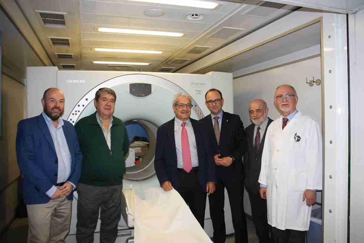 Reunión del Comité Ejecutivo de la Unidad Regional de Medicina Nuclear de Castilla-La Mancha en Cuenca 1