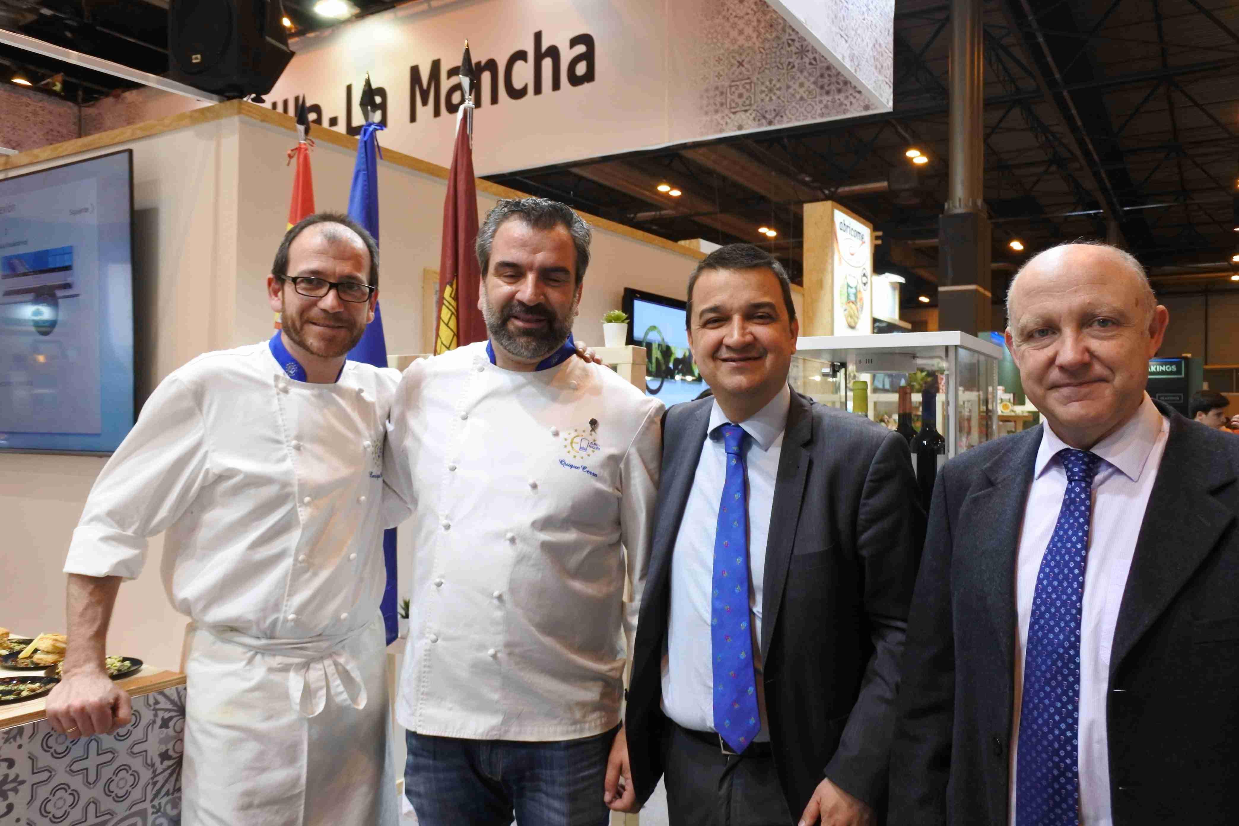 Castilla-La Mancha apuesta por todas las fórmulas de comercialización de sus productos para que lleguen al consumidor 1