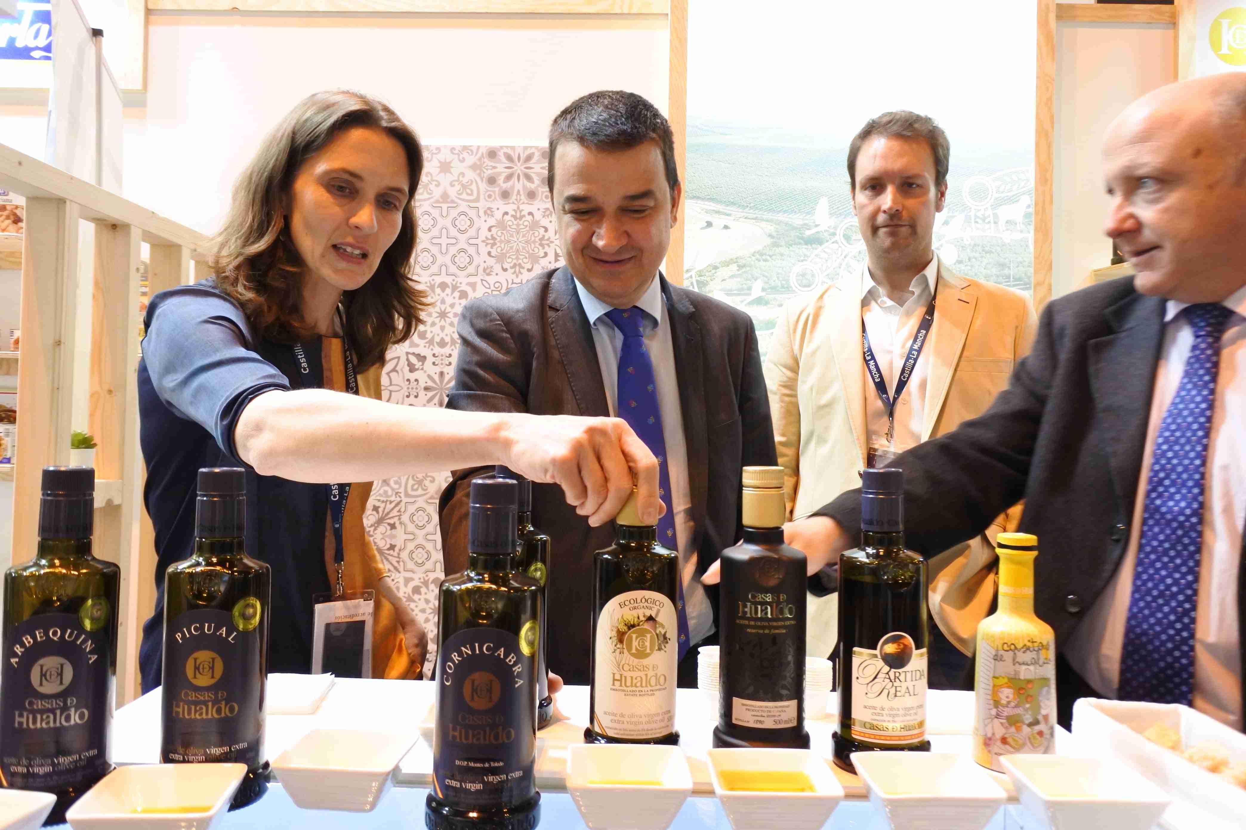 Castilla-La Mancha apuesta por todas las fórmulas de comercialización de sus productos para que lleguen al consumidor 2