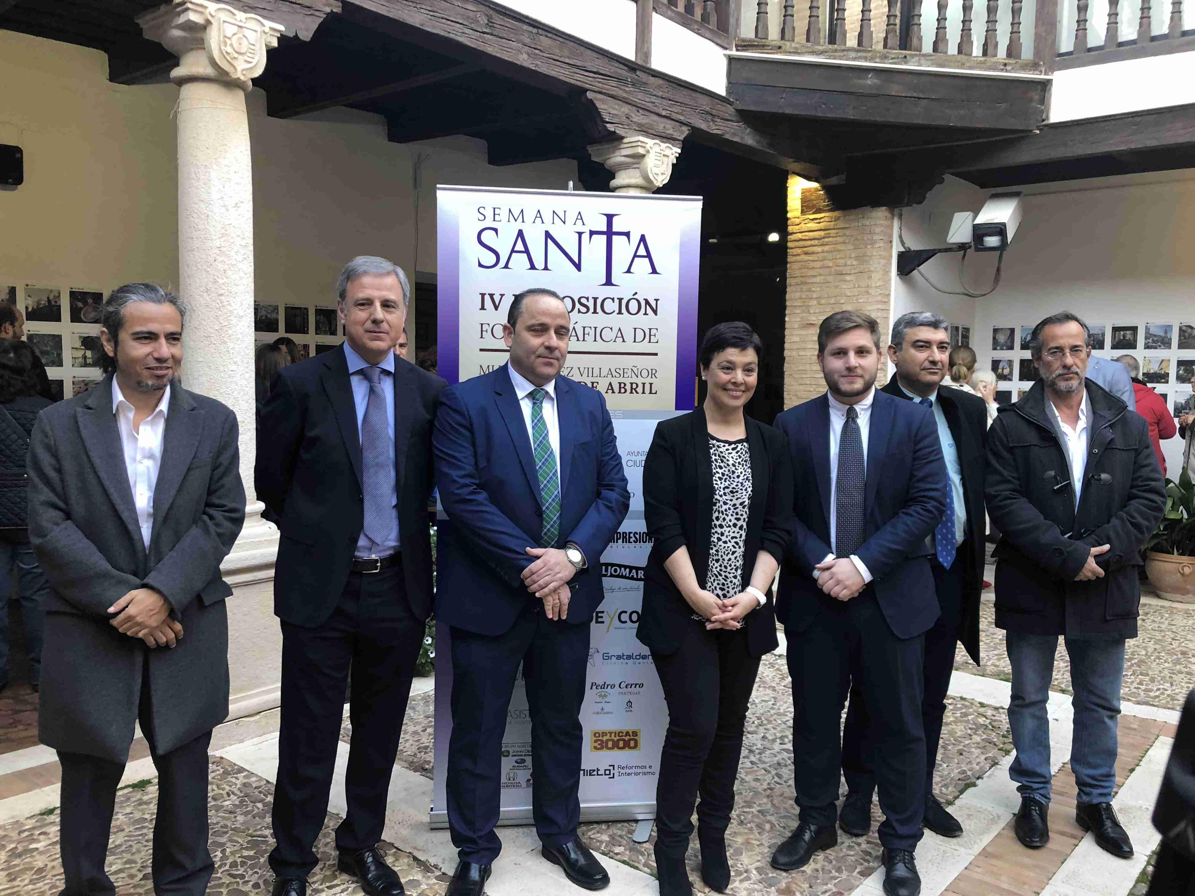 El Gobierno de Castilla-La Mancha reivindica el carácter abierto y generoso de la Semana Santa de Ciudad Real 3