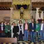 La consejera de Economía, Patricia Franco enaltece la celebración de la Semana Santa en la Ruta de la Pasión Calatrava 1