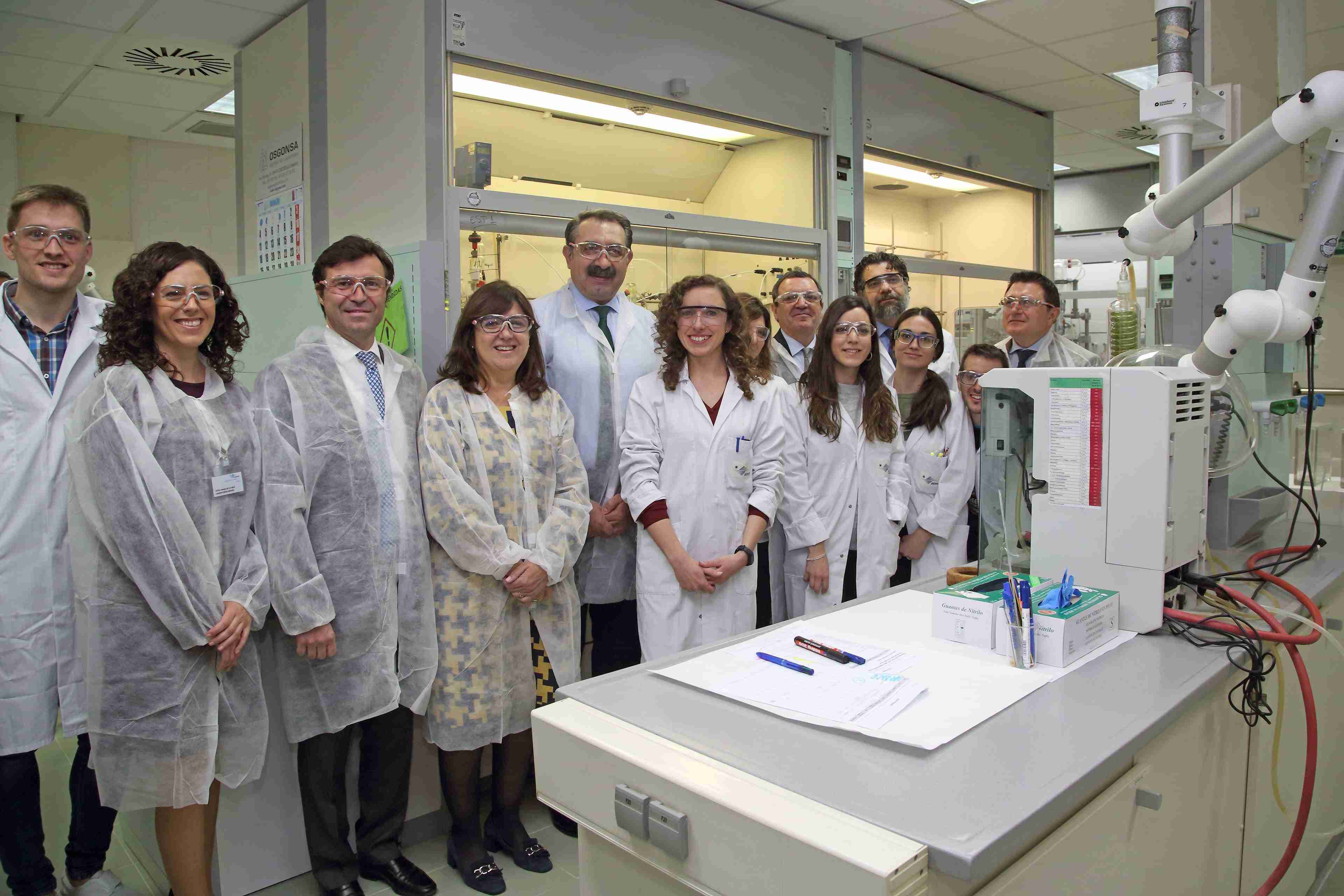 Apuesta por el conocimiento que se genera en Castilla-La Mancha en el desarrollo e implantación de empresas internacionales de I+D 1