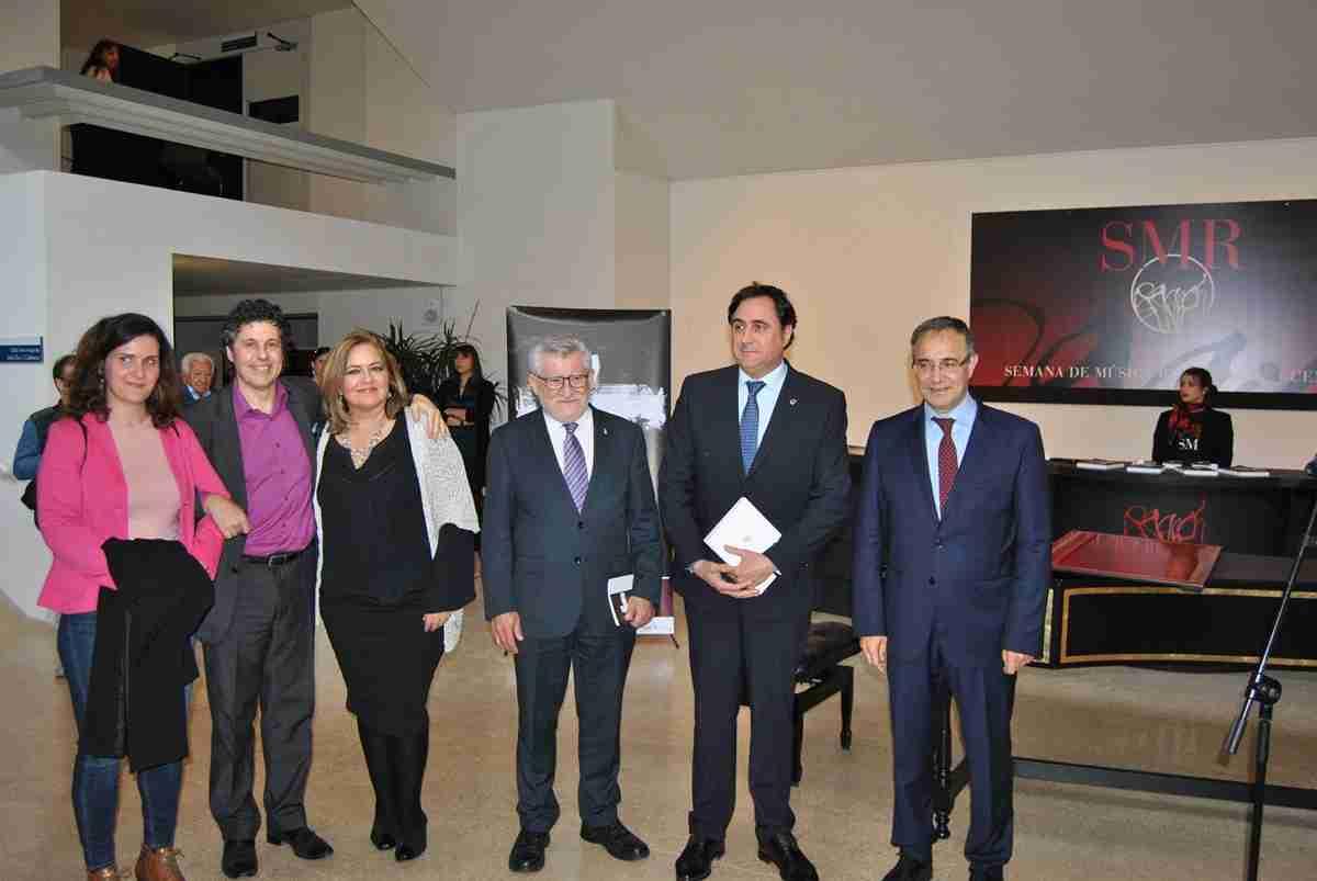 El Gobierno regional destacó la colaboración de todos los patronos para la consolidación de la SMR como seña de identidad de Cuenca 2