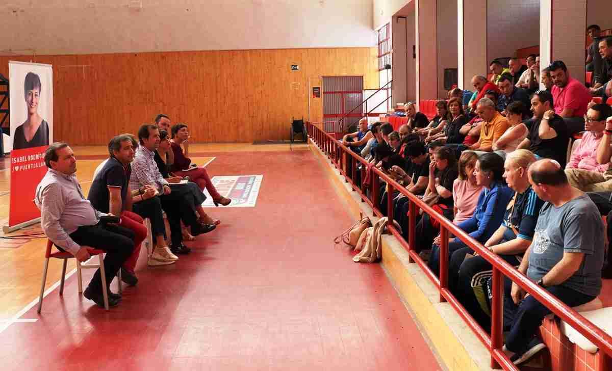 Isabel Rodríguez resaltó la actividad deportiva y los recursos e infraestructura de Puertollano 2