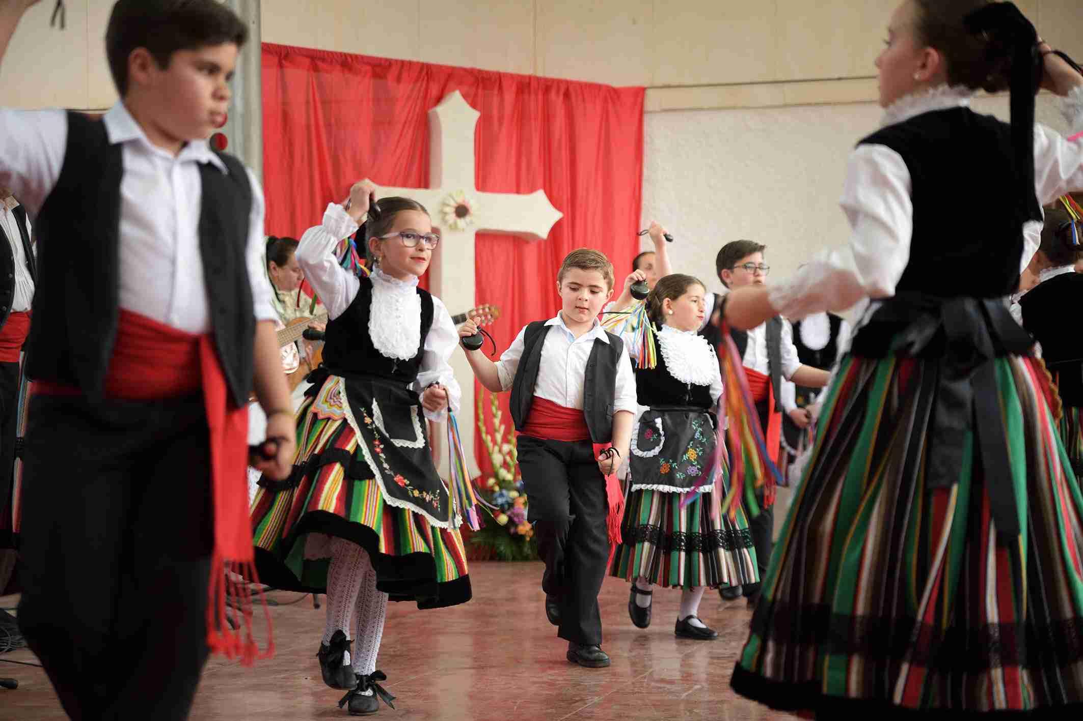 El Festival Folklórico de Mayos Manchegos de Argamasilla de Alba alcanza la vigésimo segunda edición 1
