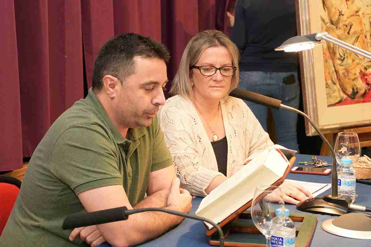 Argamasilla de Alba se convirtió en epicentro nacional de las palabras y la literatura 2