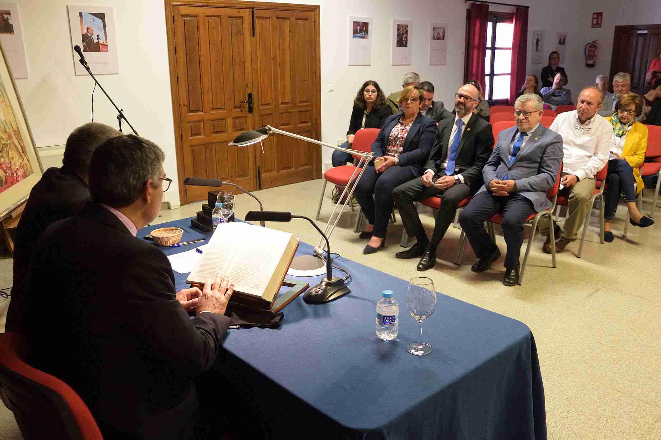Ángel Felpeto participa en la Lectura Colectiva del Quijote de Argamasilla de Alba 3