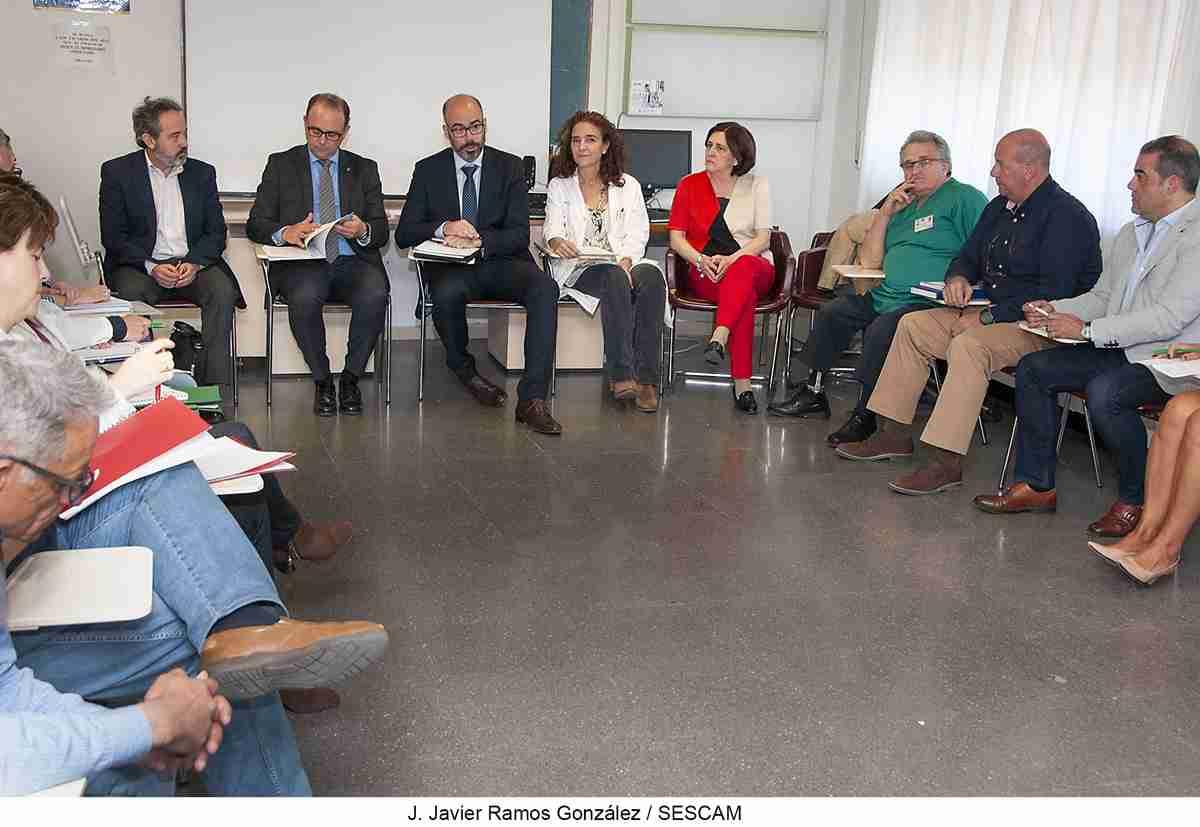 Guadalajara acogió el tercer encuentro provincial del Observatorio de la Violencia del SESCAM 1