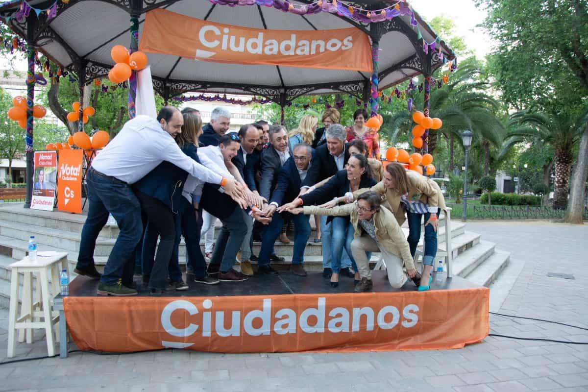 Ciudadanos Ciudad Real ha celebrado su acto central de campaña 1