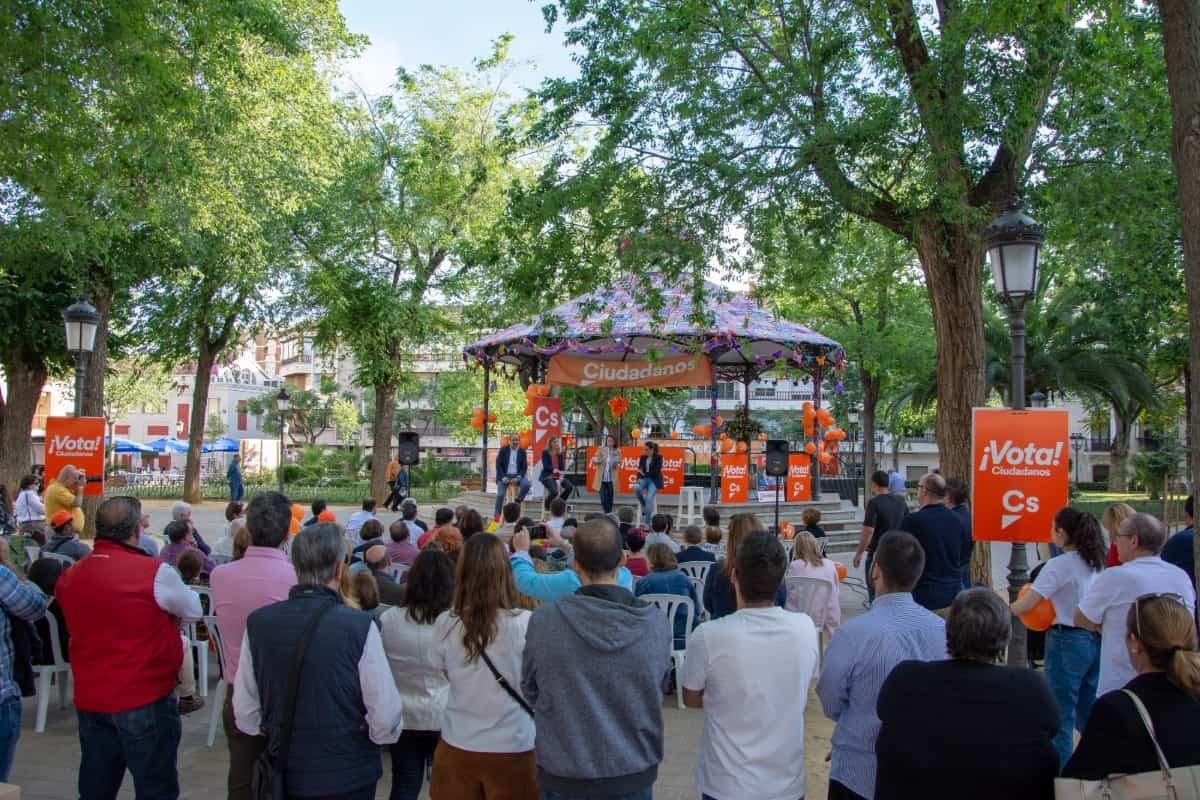 Ciudadanos Ciudad Real ha celebrado su acto central de campaña 2