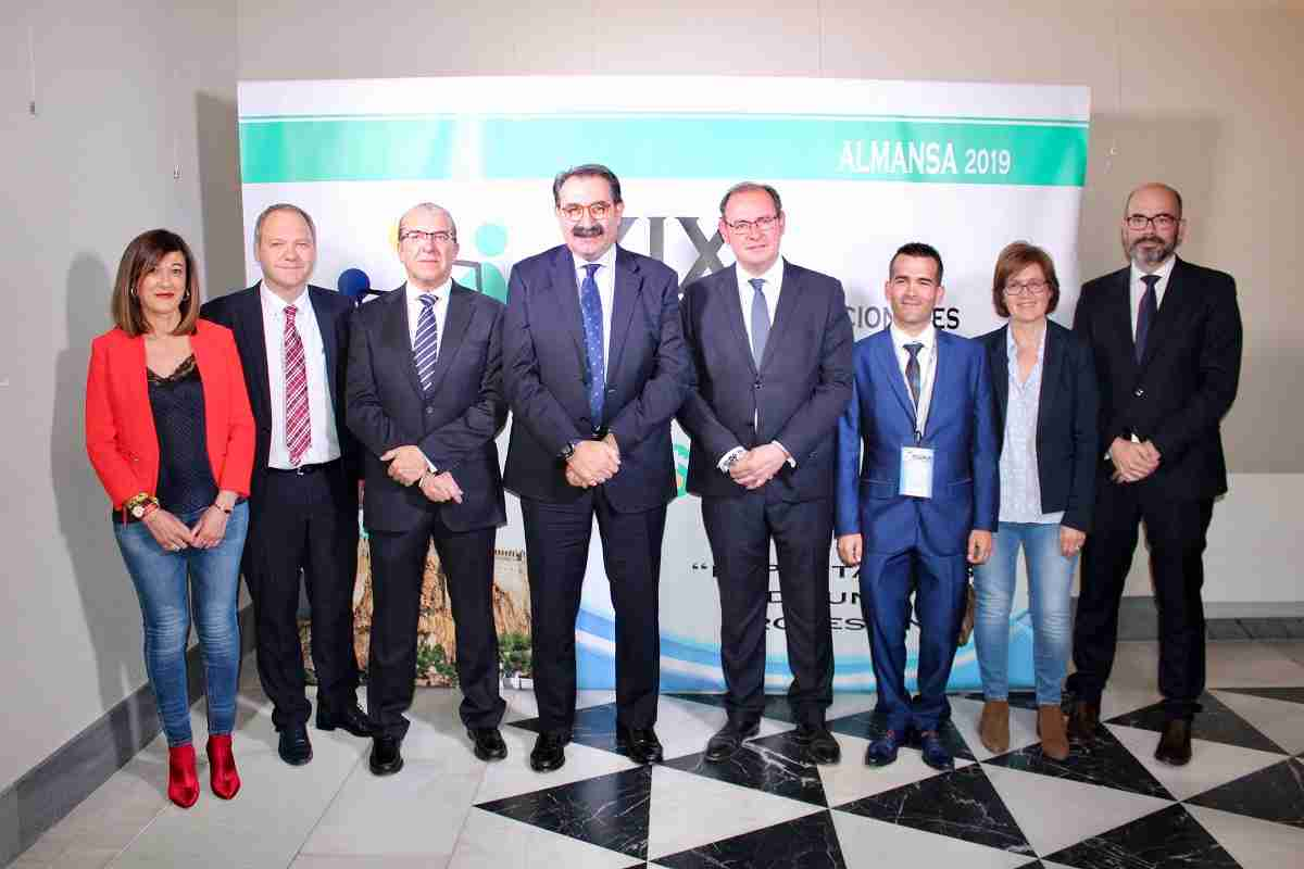 El Gobierno regional destaca la especialización de los celadores y la labor transversal que desarrollan en las organizaciones sanitarias 2