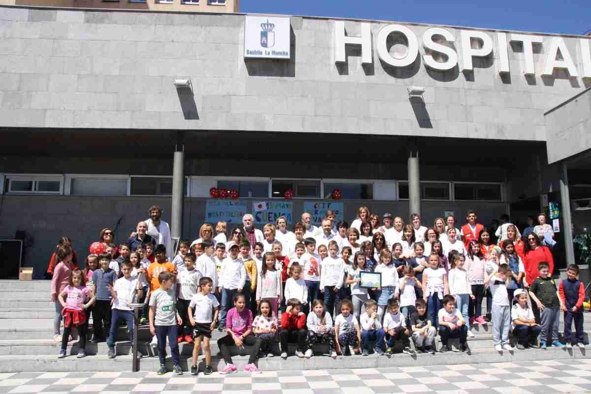 Los hospitales de Castilla-La Mancha celebran un año más el Día del Niño Hospitalizado 2