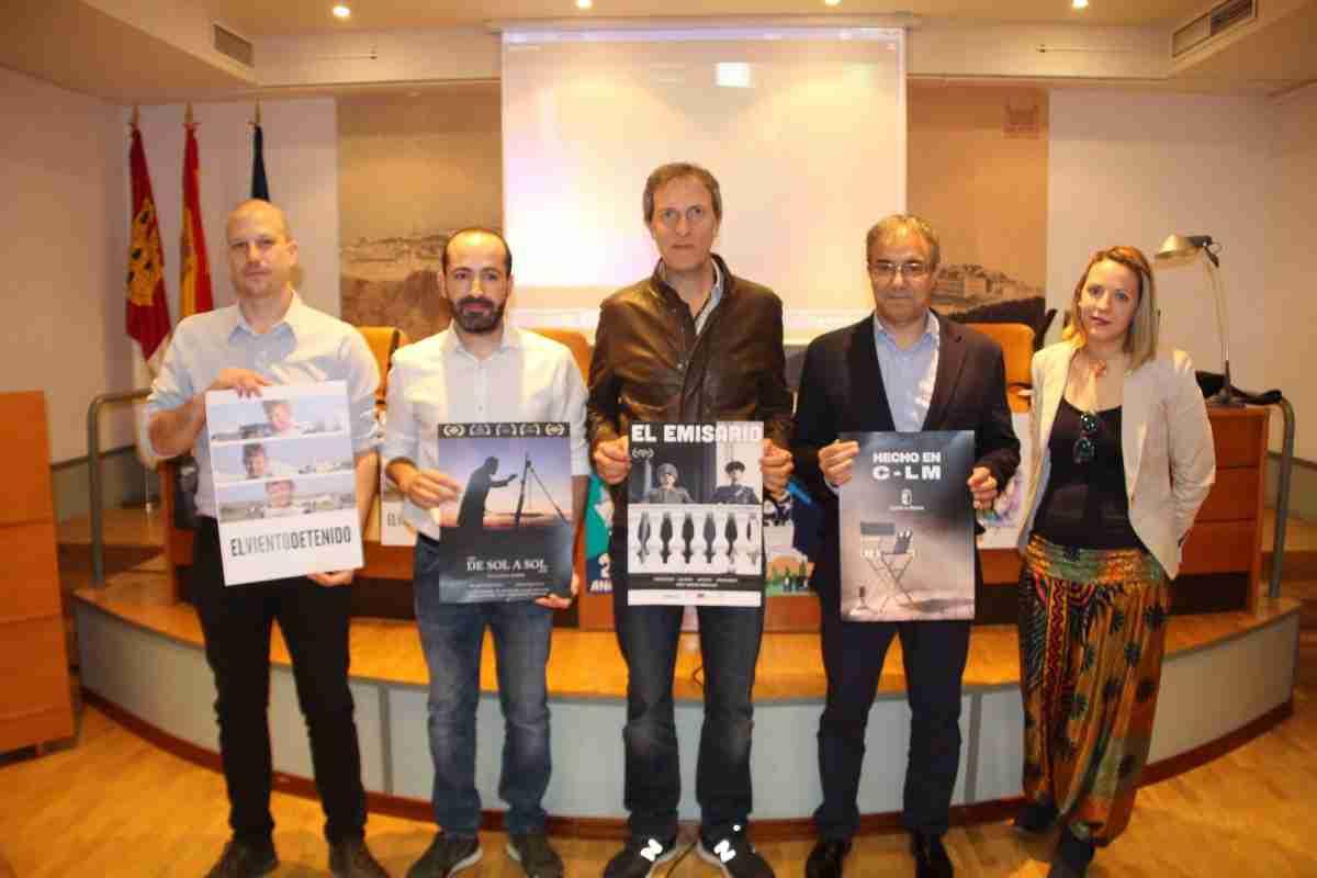 Premiados del Certamen de Cortometrajes de Castilla-La Mancha en la edición de 2019 2