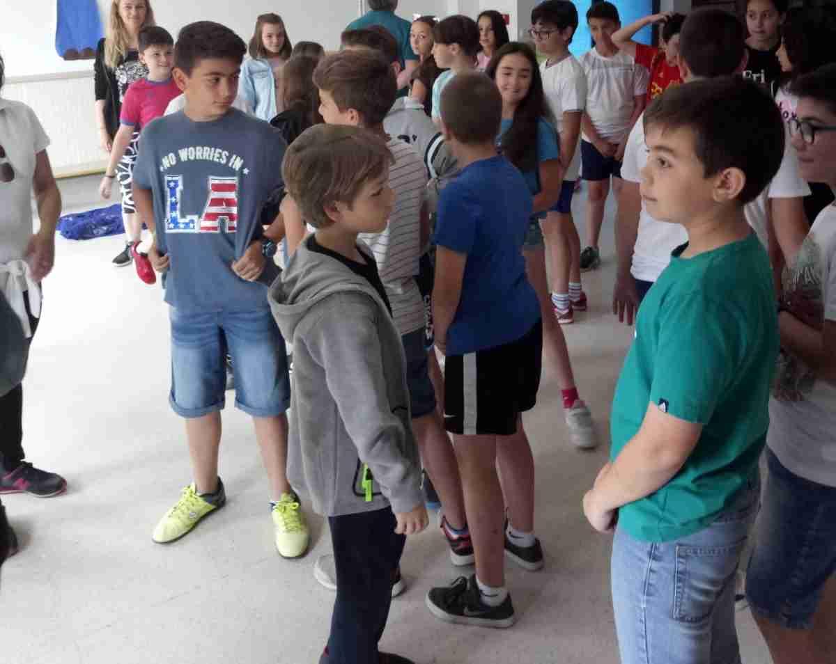 """Sesiones con familia en el Colegio Público Jardín de Arena sobre """"Educar en igualdad de oportunidades"""" 3"""