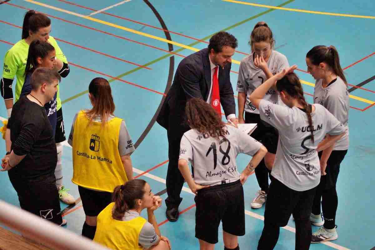 30ª Jornada de Segunda División Grupo IV de Fútbol Sala Femenino entre Colmenarejo -Almagro FSF 1