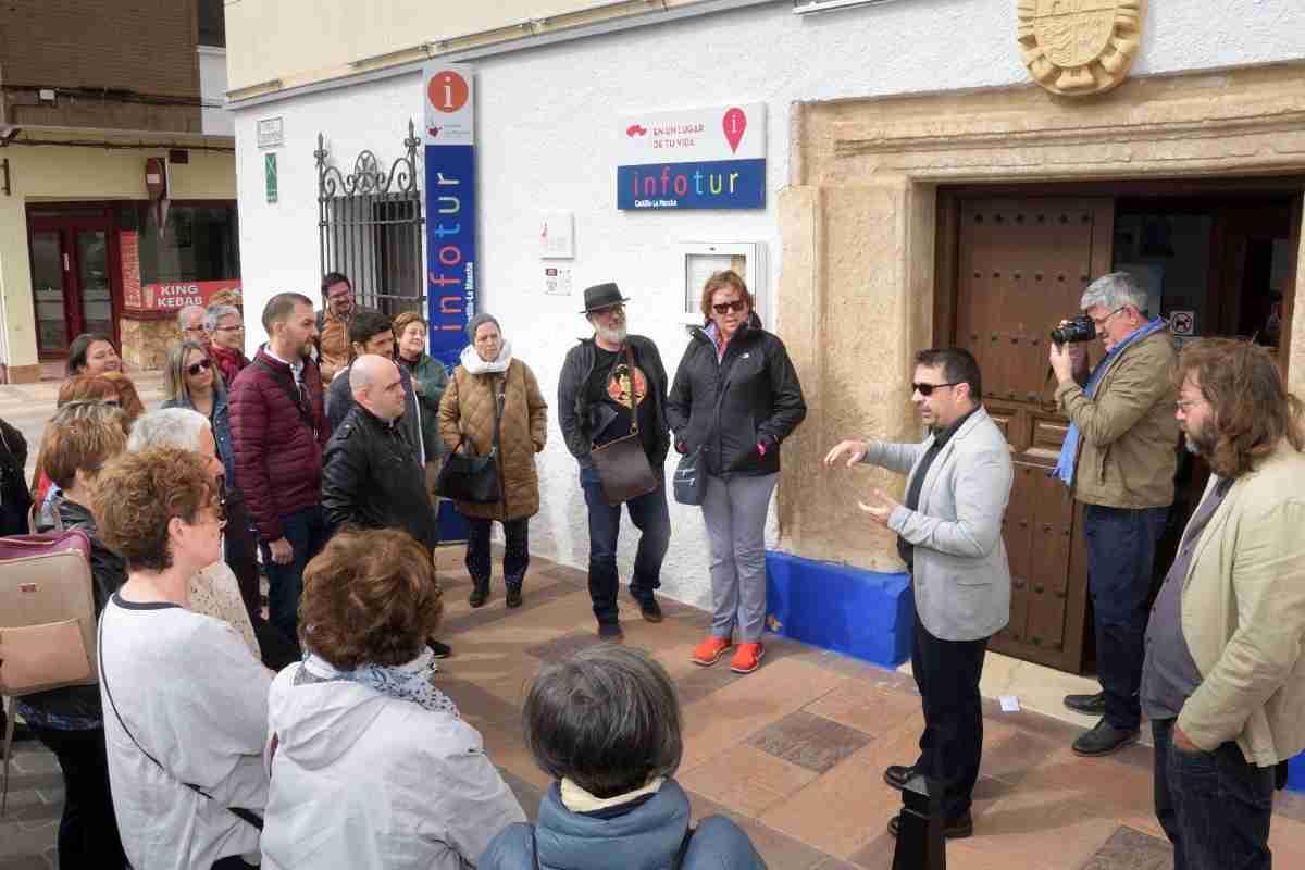 Concursantes de Saber y Ganar y Boom visitan Argamasilla del Alba 1
