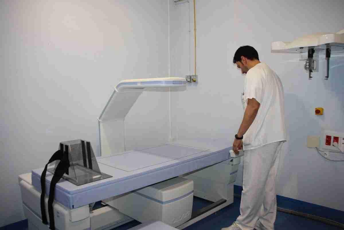 Nuevo densitómetro del servicio de Radiodiagnóstico del Hospital Virgen de la Luz ha comenzado a prestar servicio a los pacientes del área de Salud de Cuenca 1