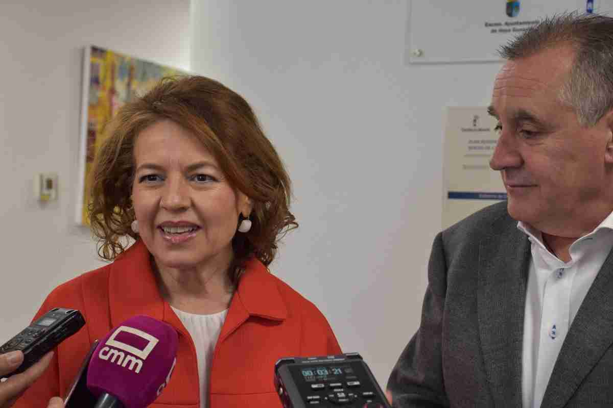El Gobierno regional afirma que los Servicios Sociales de Hoya-Gonzalo son referentes en atención en la provincia de Albacete 2