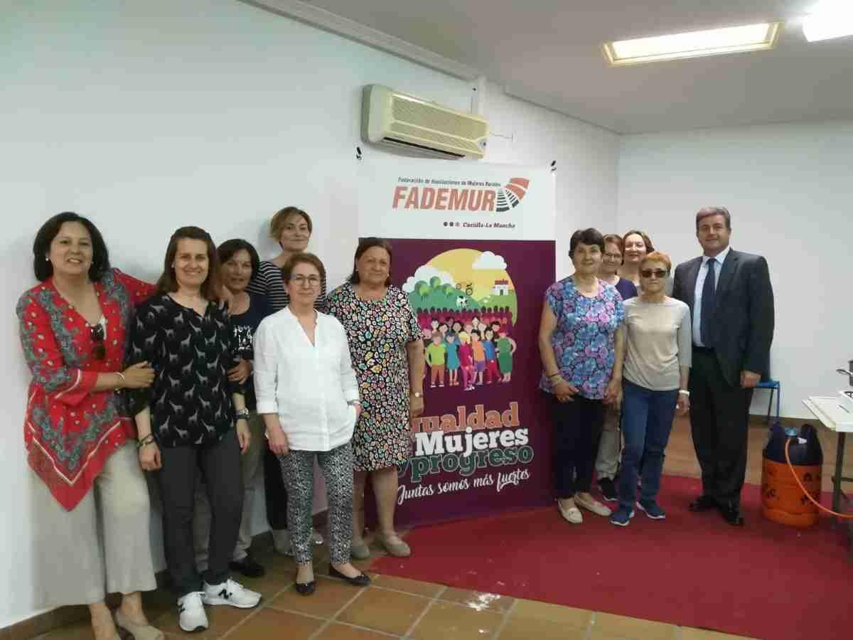 Cursos de Emprendimiento Agrosostenible organizados por FADEMUR de Castilla-La Mancha  y Agrobank 1