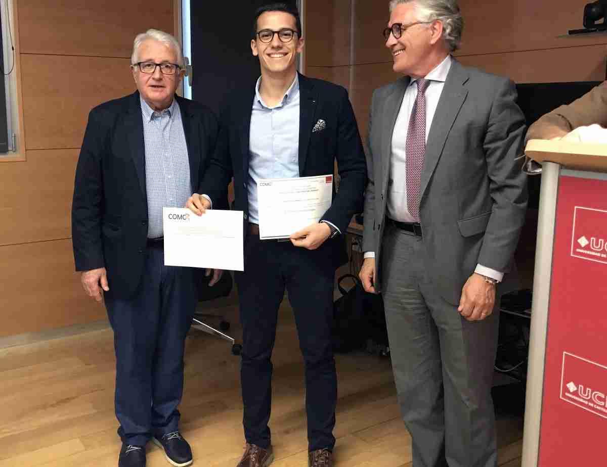 """Colegio de Médicos de Ciudad Real entrega premios """"Profesor Juan Emilio Felíu Albiñana"""" 1"""