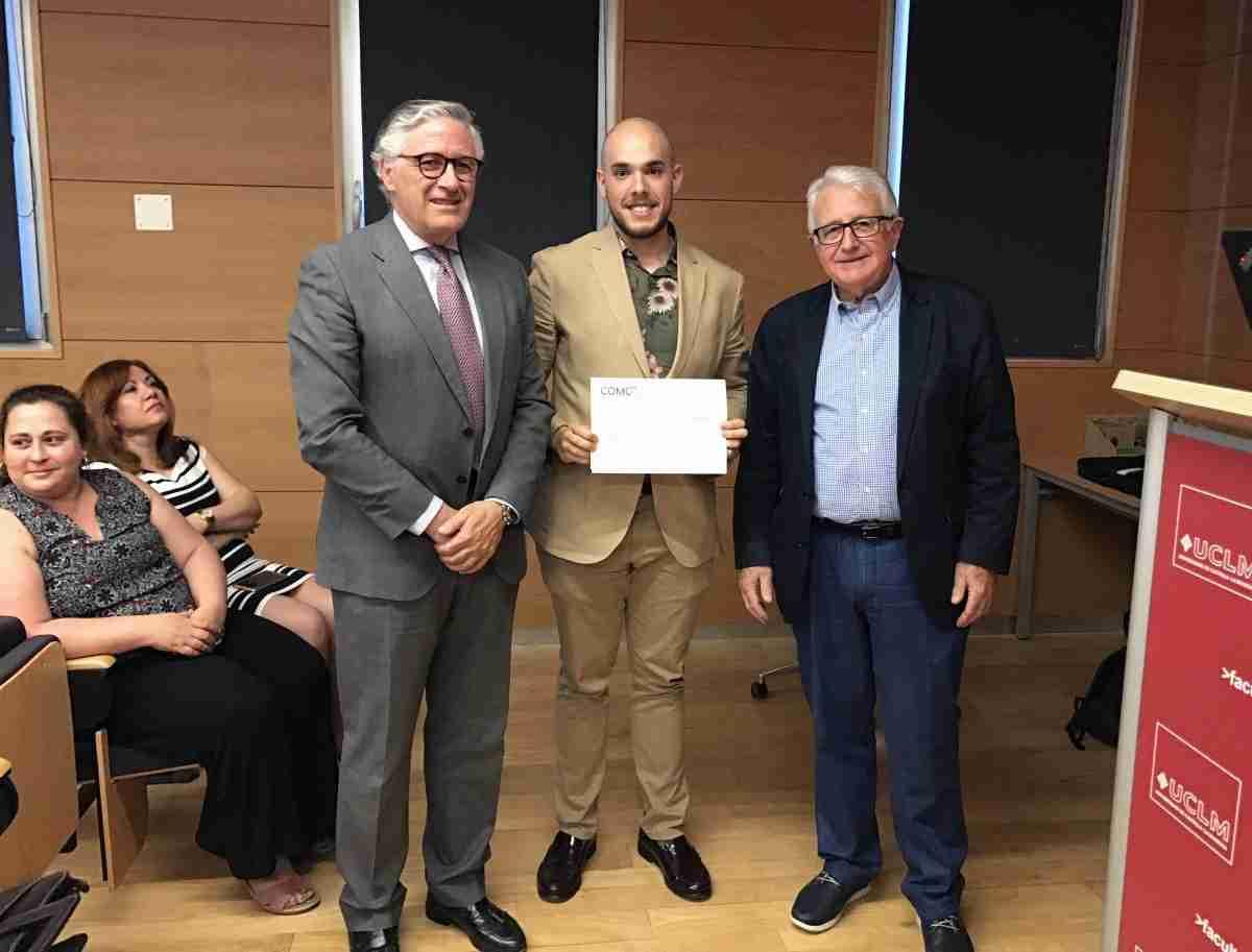 """Colegio de Médicos de Ciudad Real entrega premios """"Profesor Juan Emilio Felíu Albiñana"""" 2"""