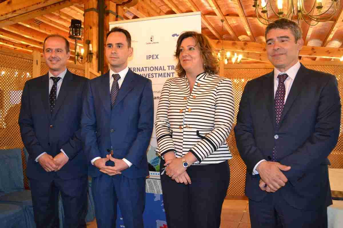 Castilla-La Mancha se consolida como epicentro industrial del país en el IV Foro de Empresas de Capital Cxtranjero 1