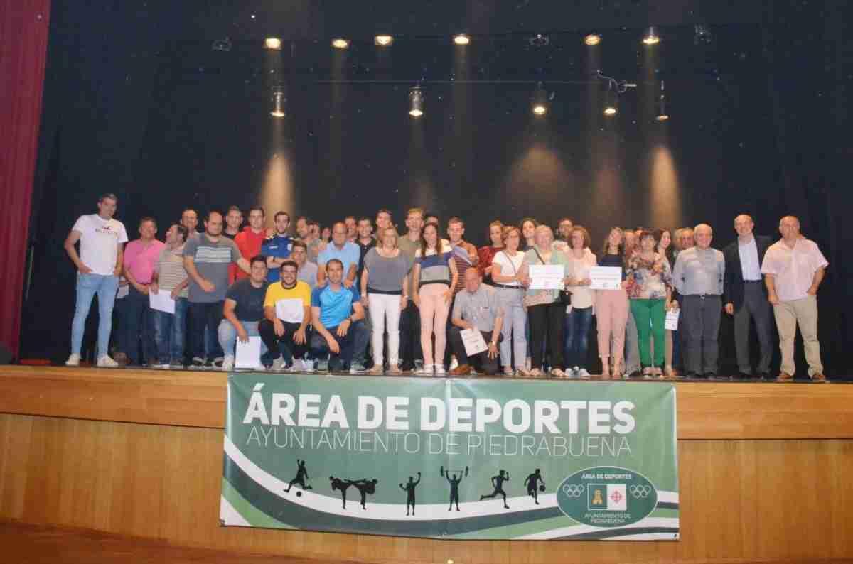 III Gala del Deporte de Piedrabuena reúne a más de 500 personas 1