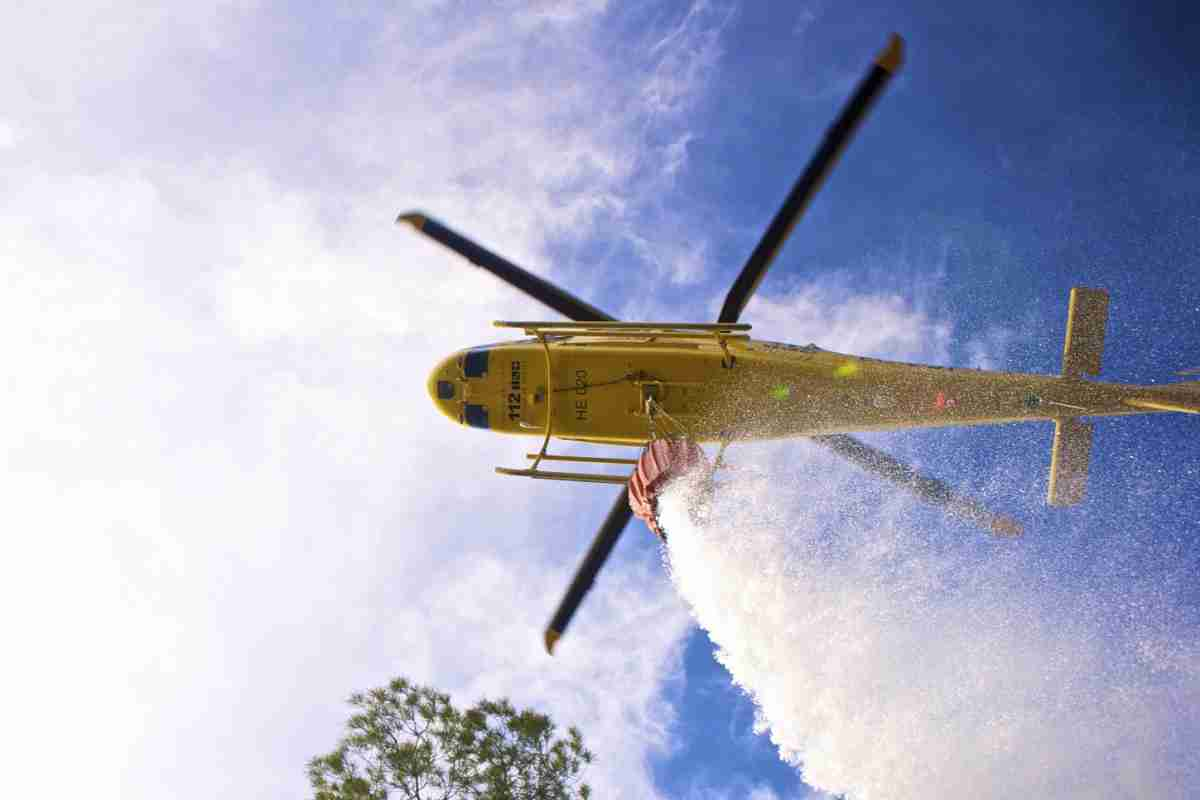Huelga de los pilotos de emergencias y protección civil en España 2