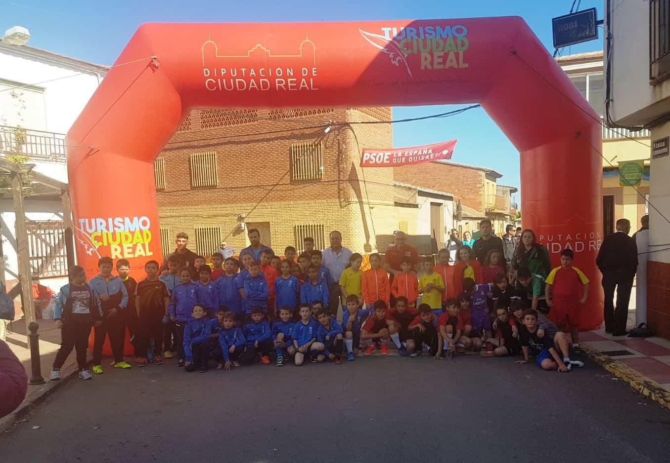 Los Pozuelos de Calatrava acoge la V Concentración Multideportiva 2019 1
