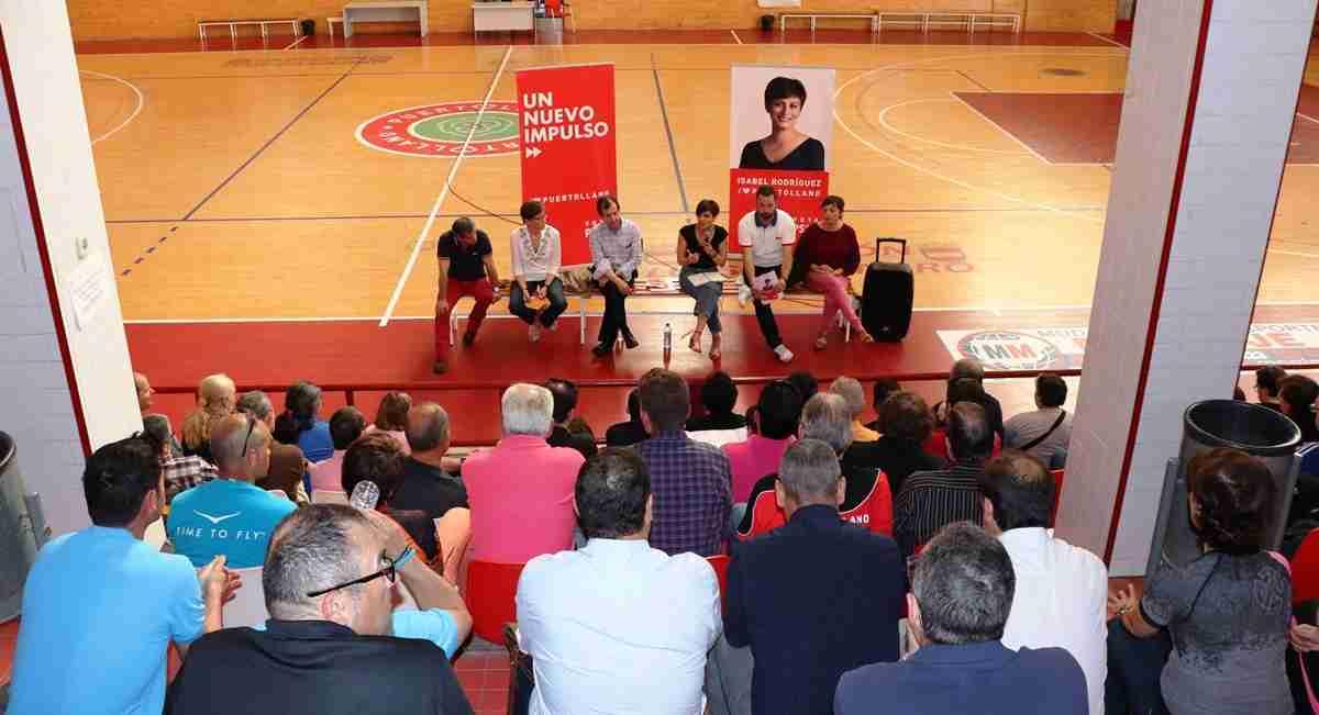 Isabel Rodríguez resaltó la actividad deportiva y los recursos e infraestructura de Puertollano 1