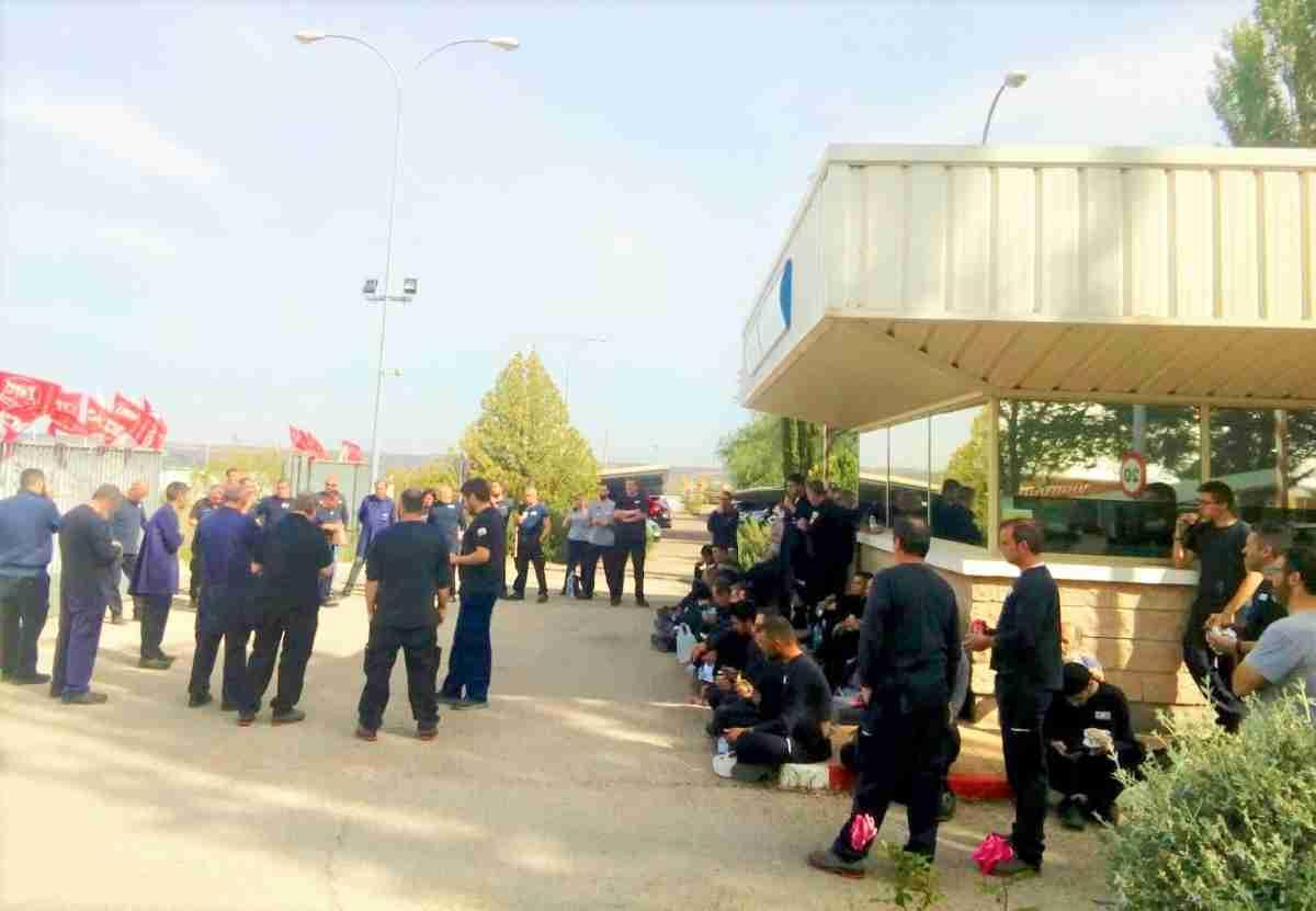 La plantilla de ICSA afronta cuatro jornadas de huelgas para exigir al grupo Aernnova carga de trabajo que garantice el empleo en la fábrica toledana 2