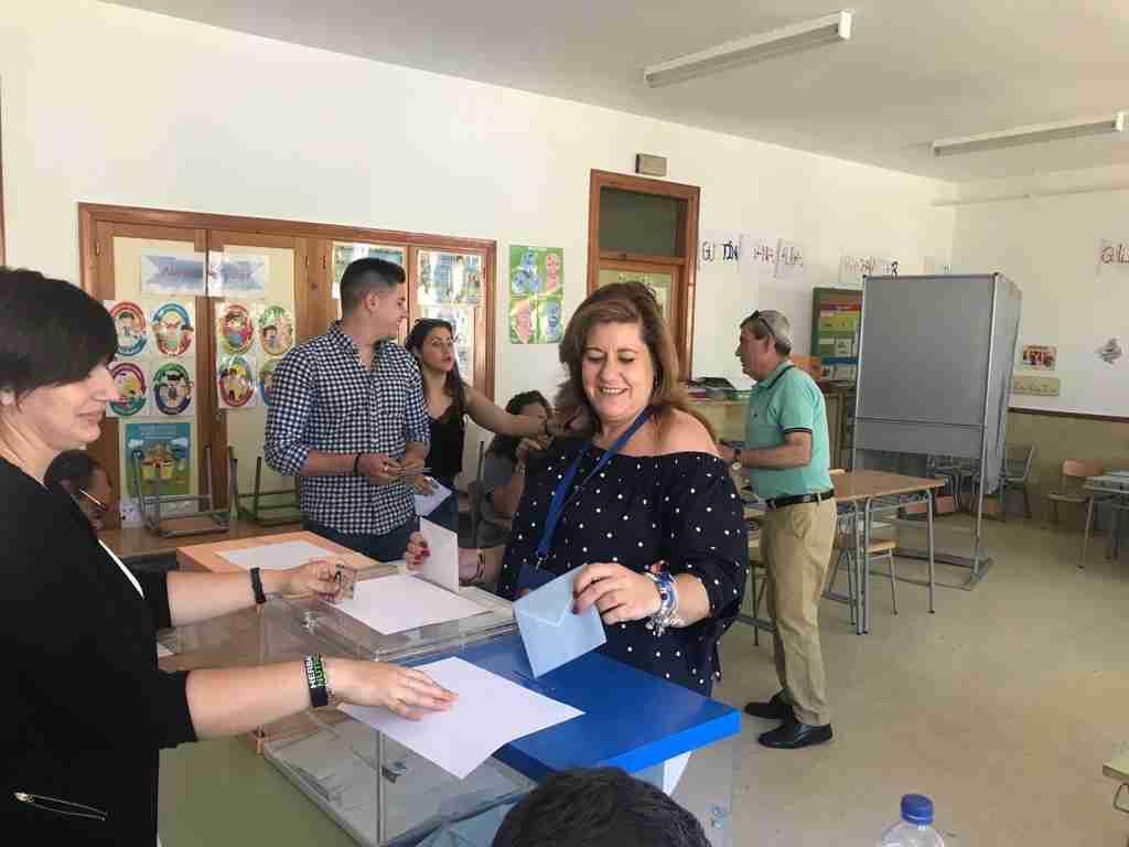 María Antonia Álvaro será alcaldesa por segunda vez 1