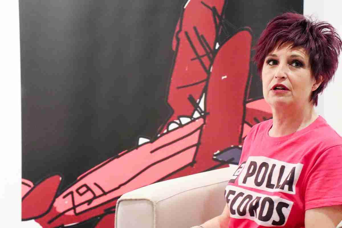 Marisol Galdón nos habla de Plastik, el mítico programa musical de Televisión Española 2