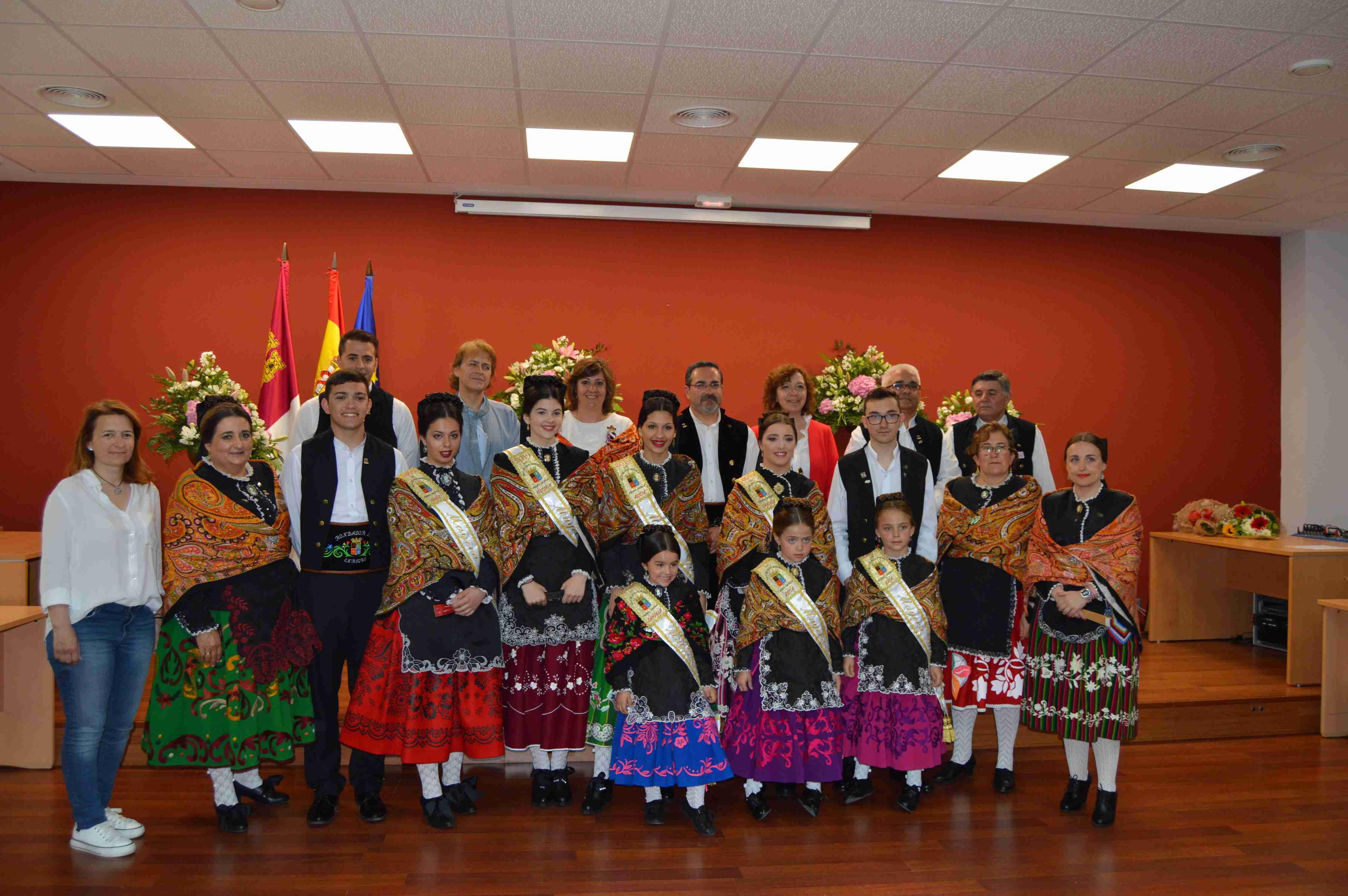 La consejera de Economía celebra la primera edición del Mayo Manchego de Pedro Muñoz con la declaración de Fiesta de Interés Turístico Nacional 3