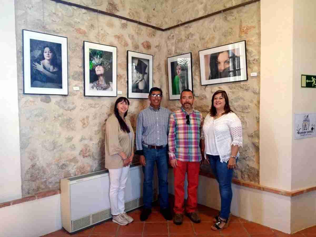 El Museo Etnográfico en Villarubia de los Ojos acoge la exposición de fotos de Carlos F. Prieto 1