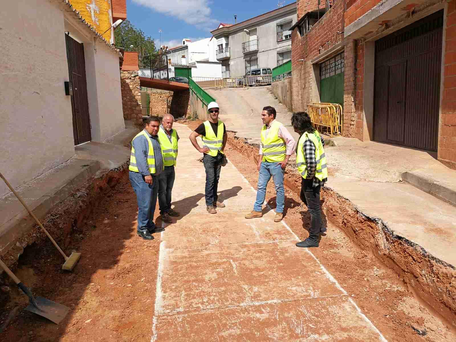 Comienzan las obras de las reparaciones urgentes en el Arroyo de la Retuerta y protección del río Cañamares de Carrizosa 3