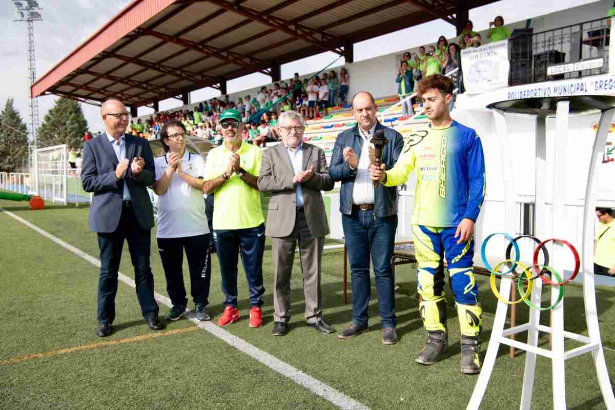 XXIII Olimpiada Escolar de La Mancha, celebrada en Santa Cruz de la Zarza (Toledo 2