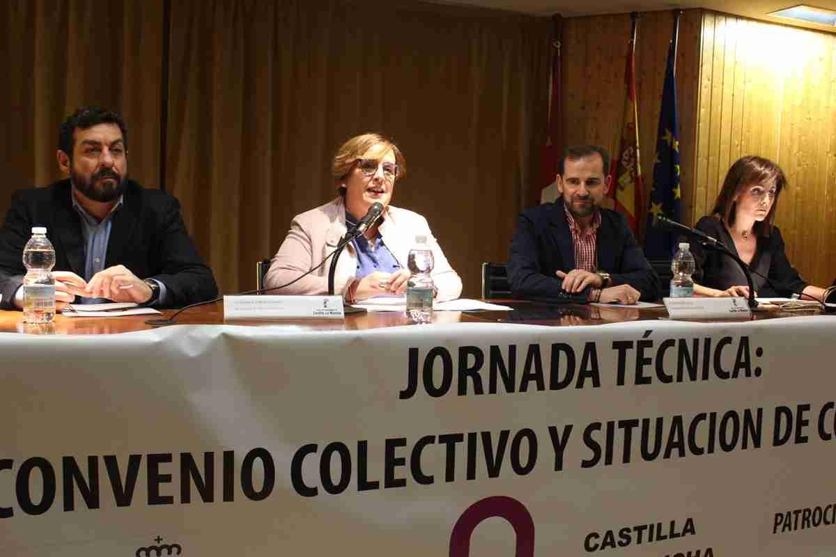 El Gobierno de Castilla-La Mancha destacó el trabajo de los centros especiales de empleo en la integración laboral de personas con discapacidad 1