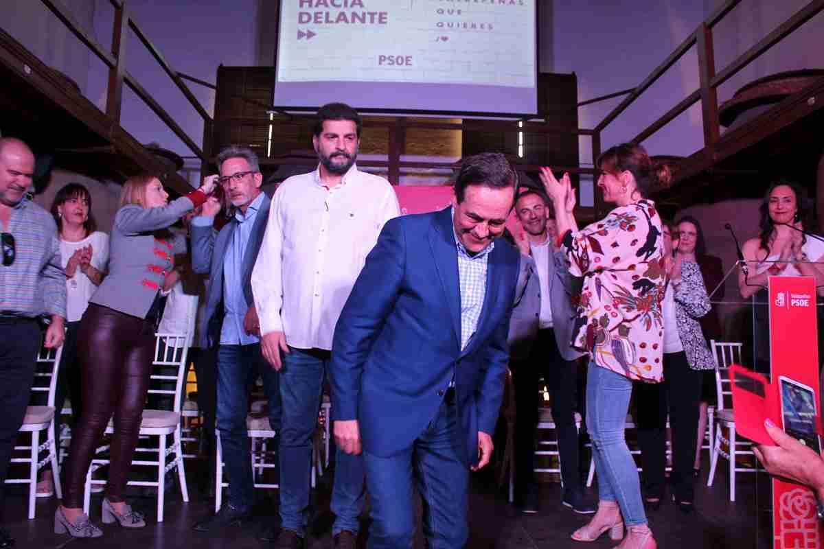 José Bono augura un incremento mínimo de 10 puntos del PSOE en las elecciones autonómicas y municipales respecto a las generales 3