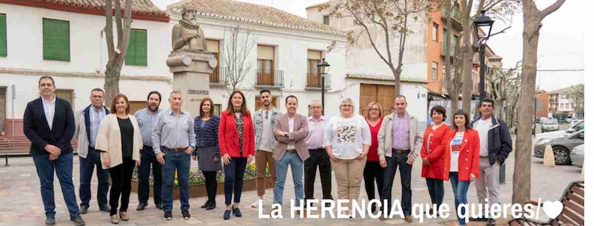 El PSOE de Herencia ha hecho público su programa electoral 1