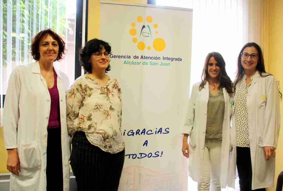 El Hospital Mancha Centro pone en marcha encuentros entre especialistas y futuras madres con esclerosis múltiple 1