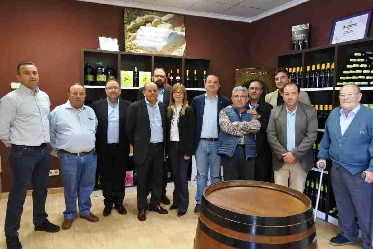 El Gobierno regional destaca la apuesta por la calidad y la promoción de los mejores productos de la región, como los vinos de la DO Ribera del Júcar 2