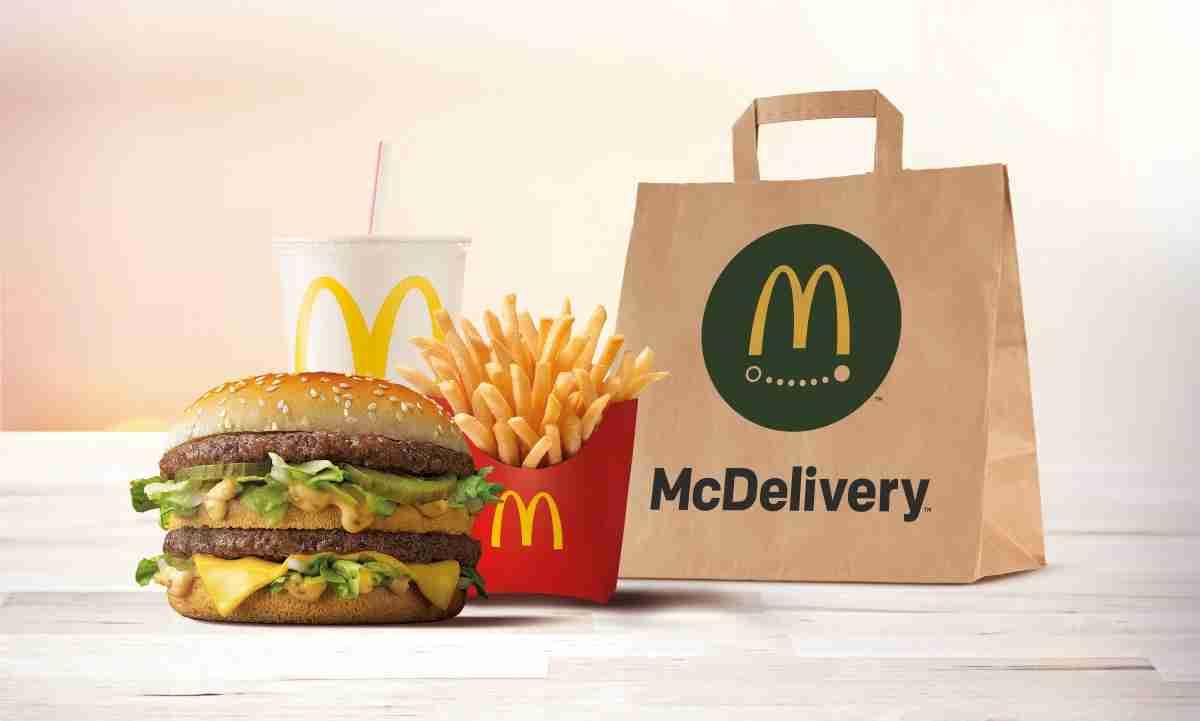 McDonald's lanza su servicio de entrega  a domicilio McDelivery en Guadalajara 1