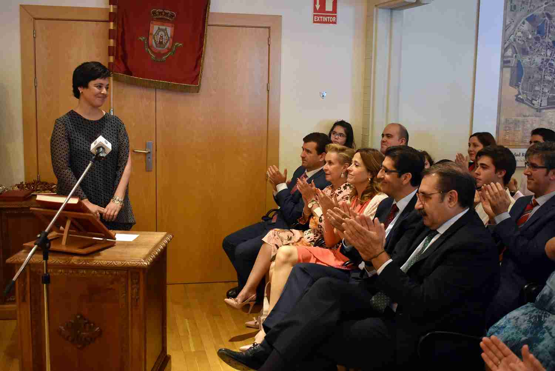 Constitución Ayuntamiento de Ciudad Real