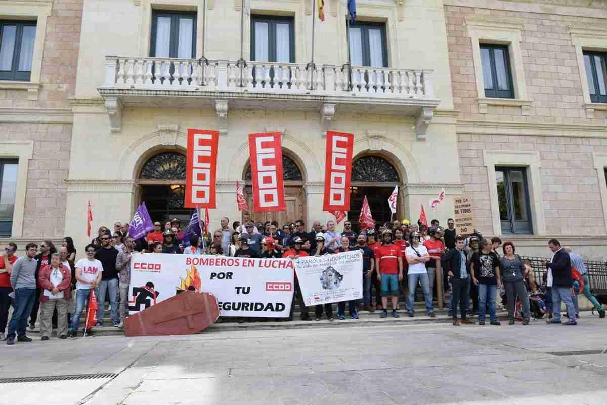 El comité de empresa de los bomberos de la Diputación de Cuenca denuncia el último decreto del funcionario en funciones por dejar todo patas para arriba 2