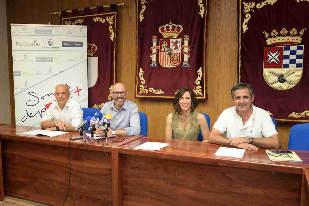 Segundo Campeonato de Castilla-La Mancha Open de aguas abiertas en Argamasilla de Alba 1